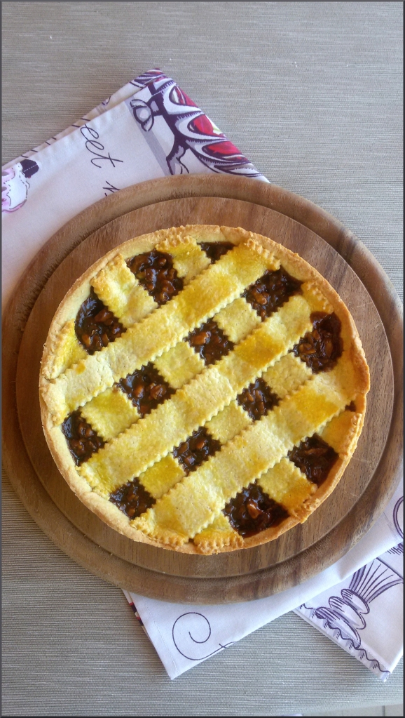 Crostata-di-Grenoble