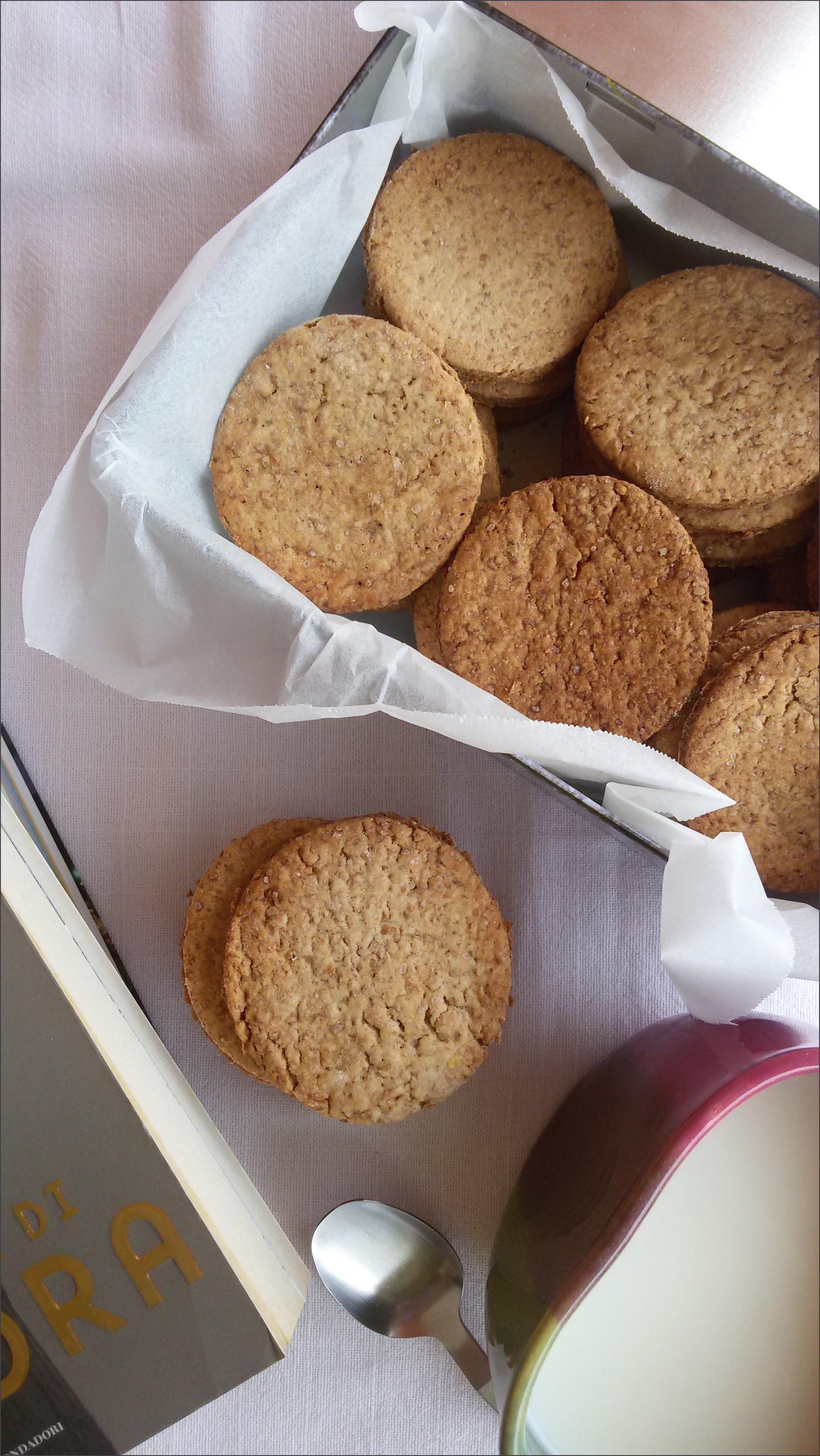 Biscotti-digestive