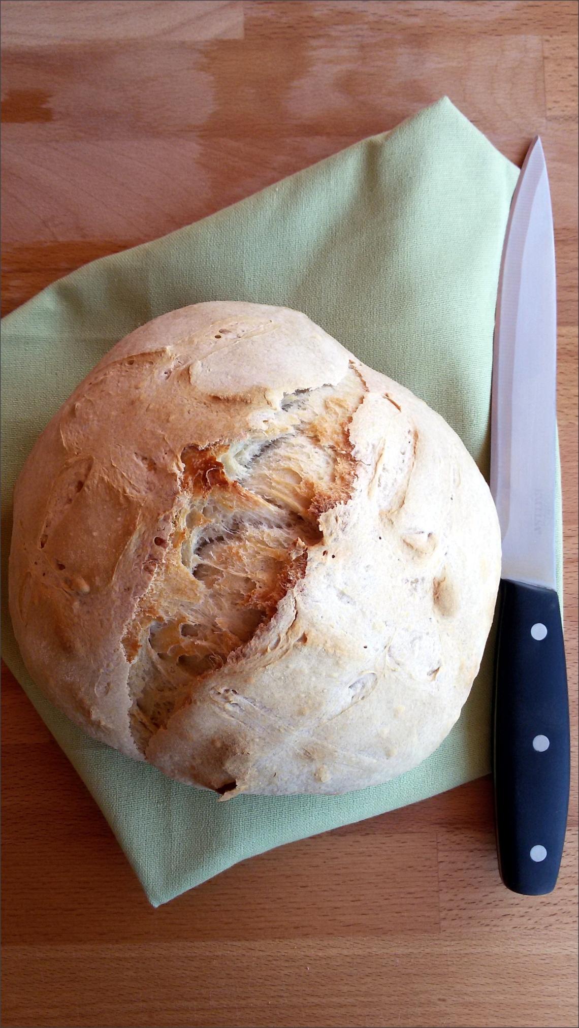 Pane-semplice-con-pasta-madre