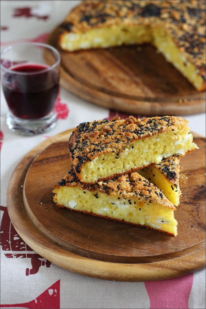 Torta-salata-con feta-tiropsomo-greco